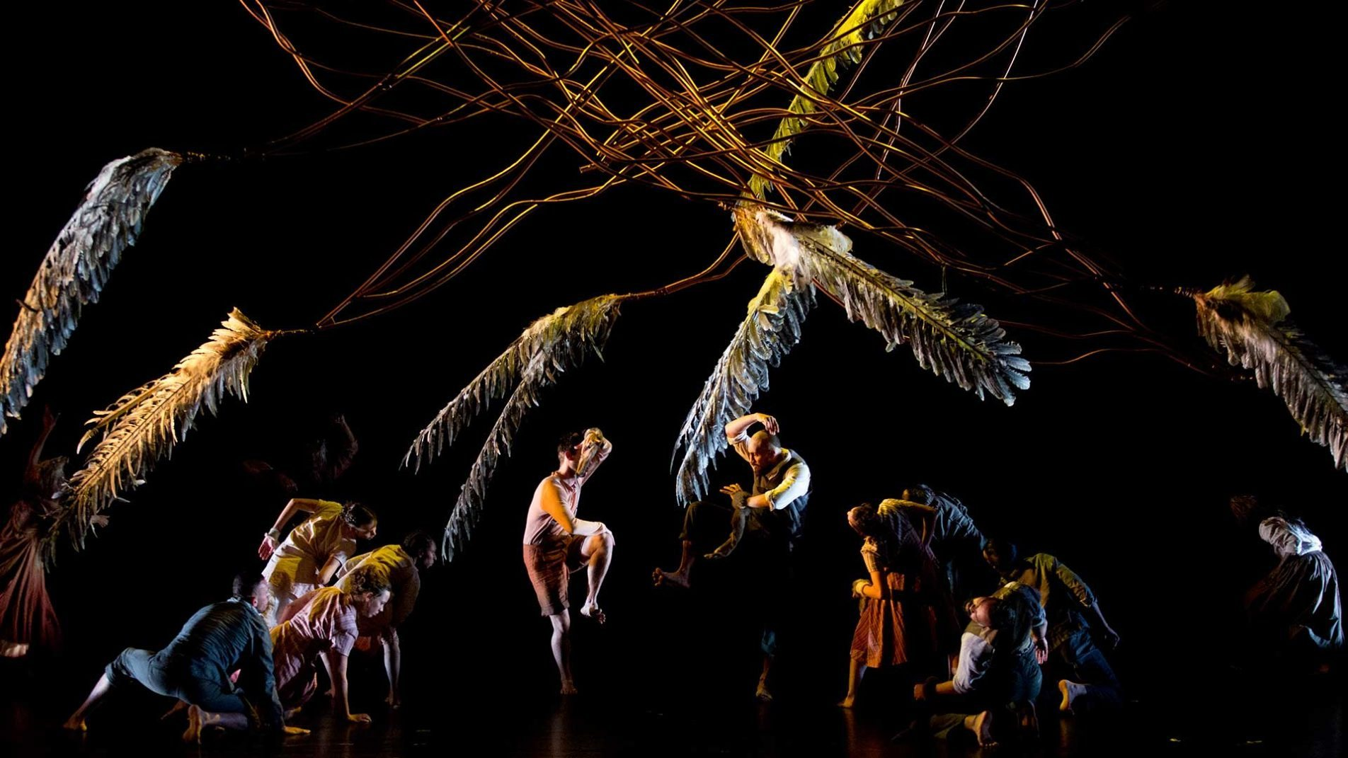 Bangarra Dance Company - OUR Land People Stories